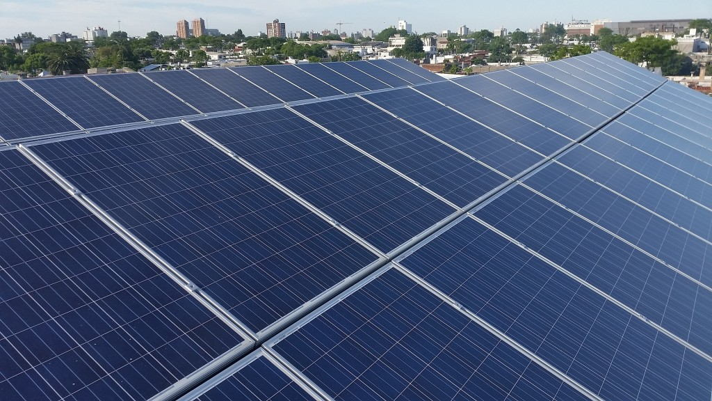 Photovoltaik- und Solaranlagenreinigung