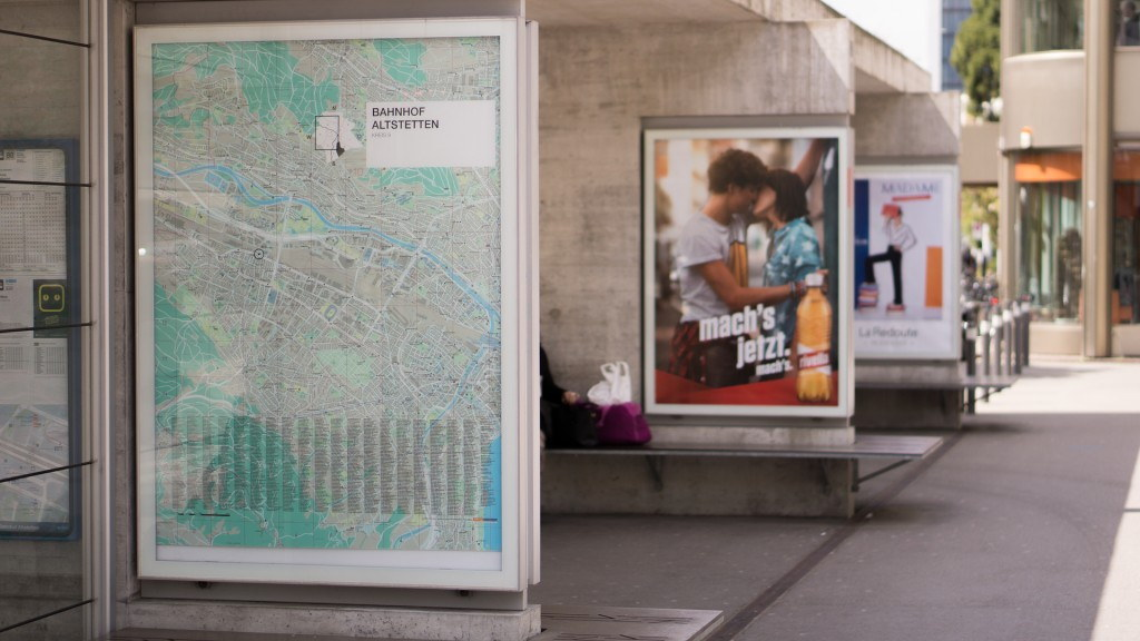 Werbeflächenreinigung